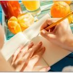 書くだけダイエットの効果を高めるには?食べ物のカロリーをしっかり把握しよう