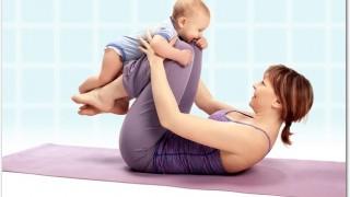 産後ダイエットに運動はいつから始めればいいの?ヨガやウォーキングがおすすめ?
