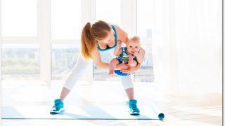 産後ダイエットで体型戻しをストレスなく成功させるには?