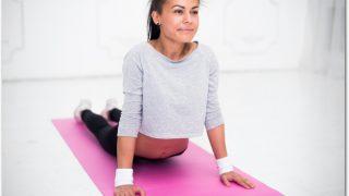 背中痩せには背筋を伸ばすと良い?1年で驚きの効果があった方法。